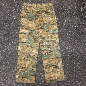 Bottoms - BOYS camo pants